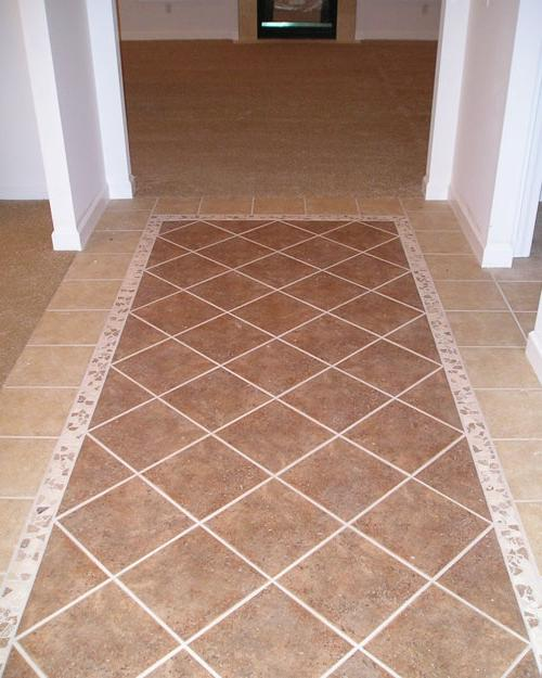 Foyer Tile Ideas Please : Tile entryway ideas photos