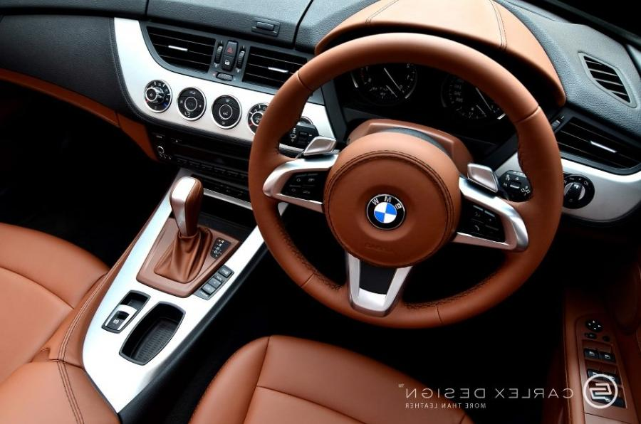 Bmw Z4 Interior Photo