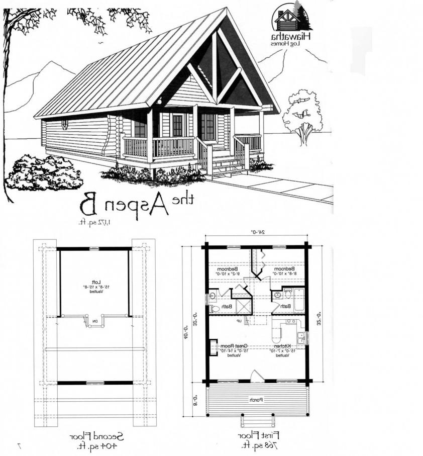 Small Floor Plan Photos