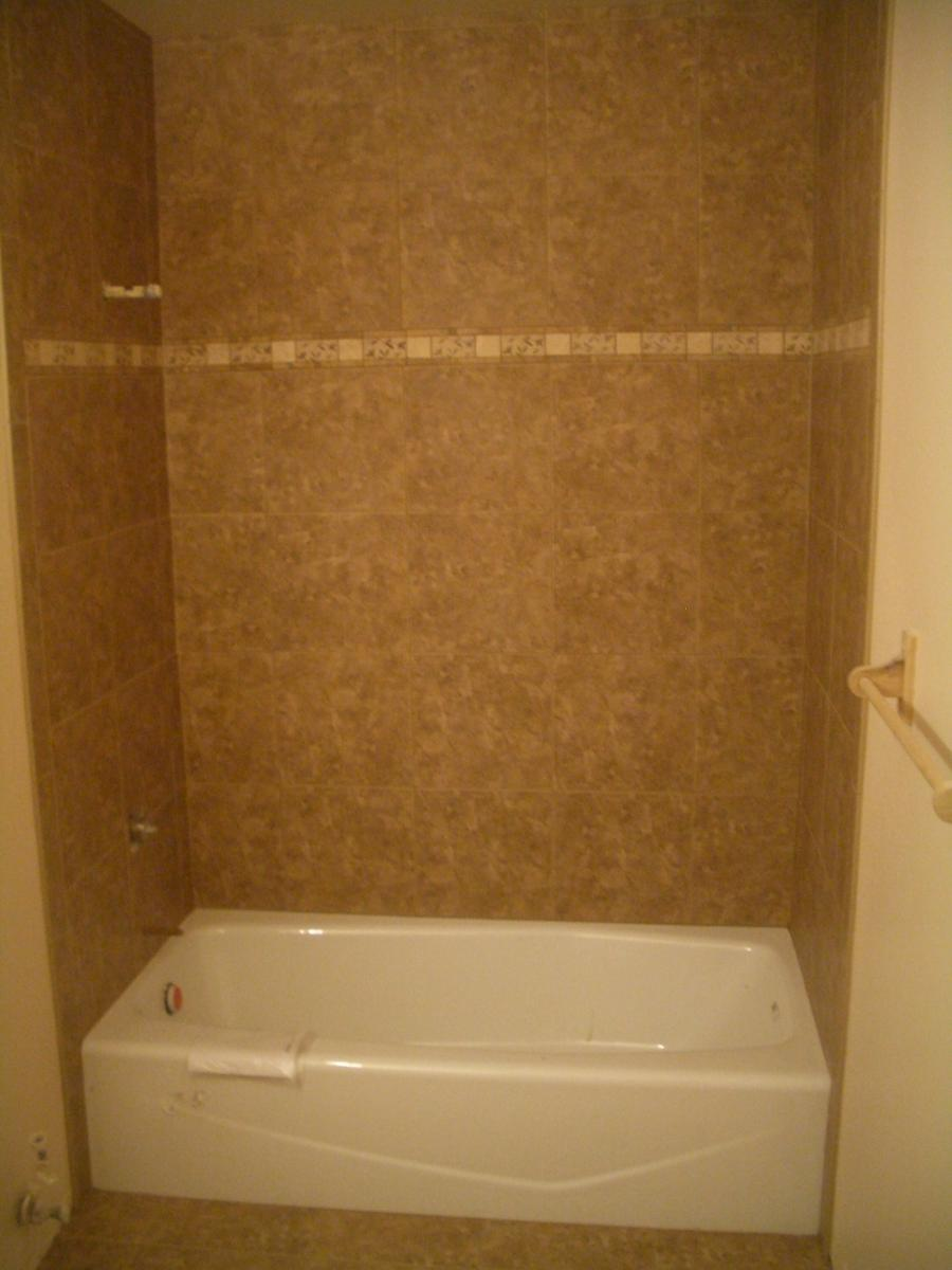 Travertine Tile Shower Photos