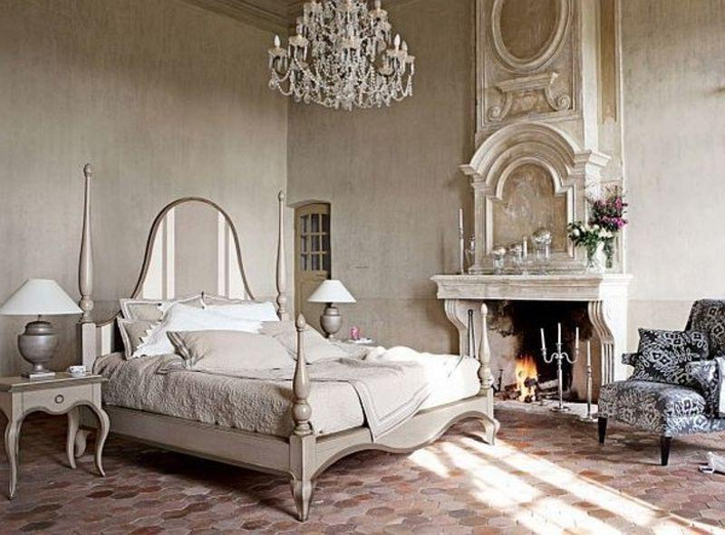 ... french country bedroom design; Baroque And Medieval Bedroom...
