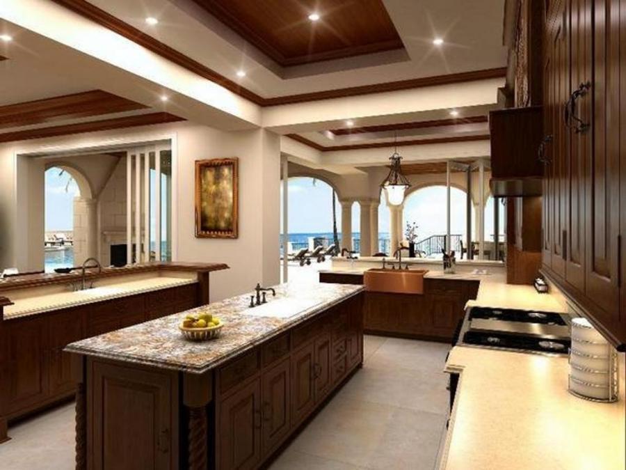European kitchen design photos for Traditional european kitchen
