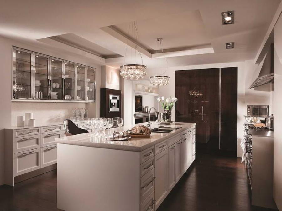 Moderne Kuche Gemutlich : Luxury Kitchen Cabinet Hardware