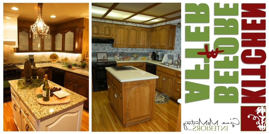 Kitchen Remodel: Before  After