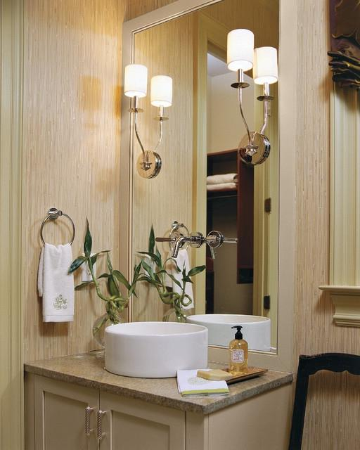 southern living idea house traditional bathroom
