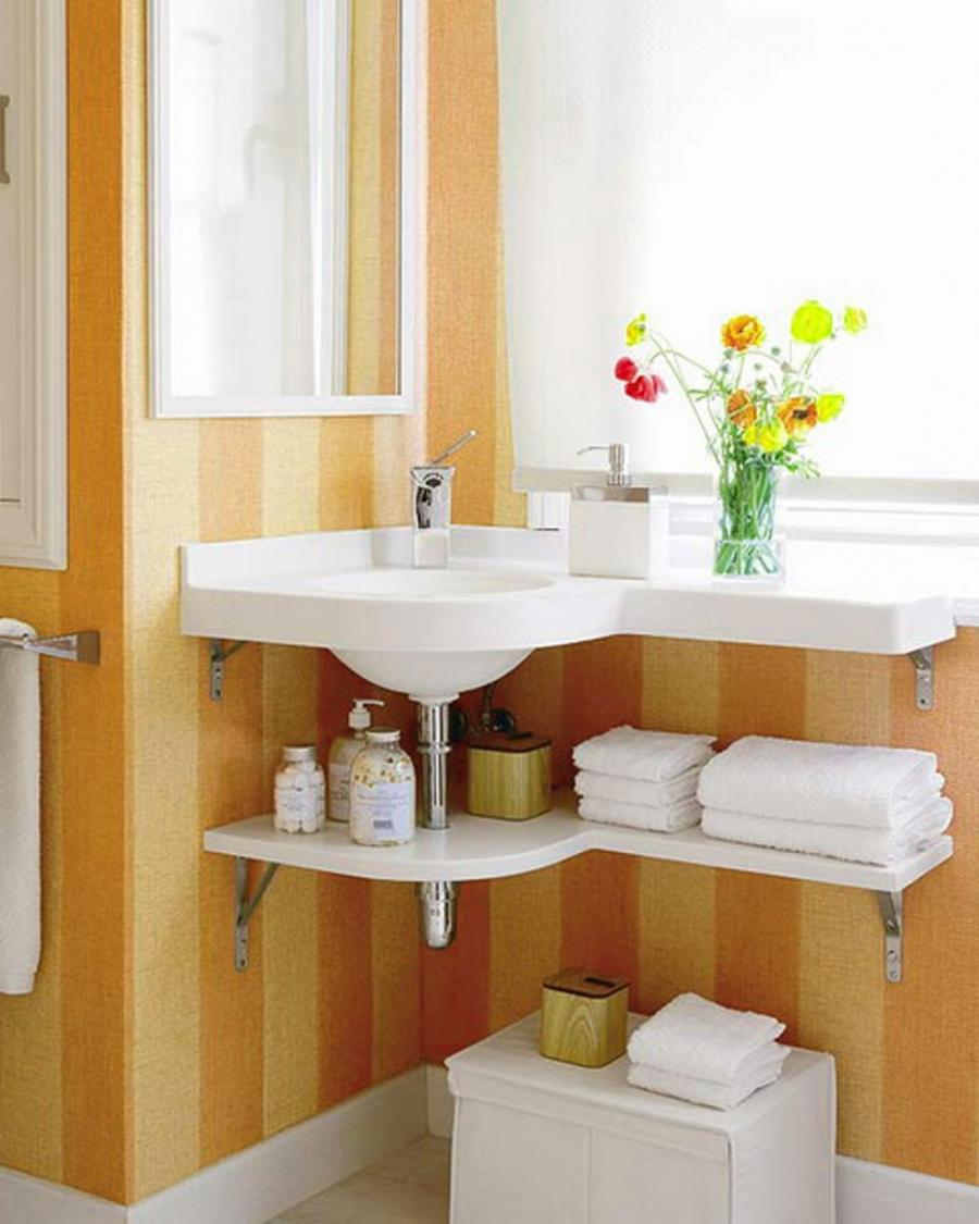 Three Basic Needs of A Common Bathroom Ideas for Small Spaces :...