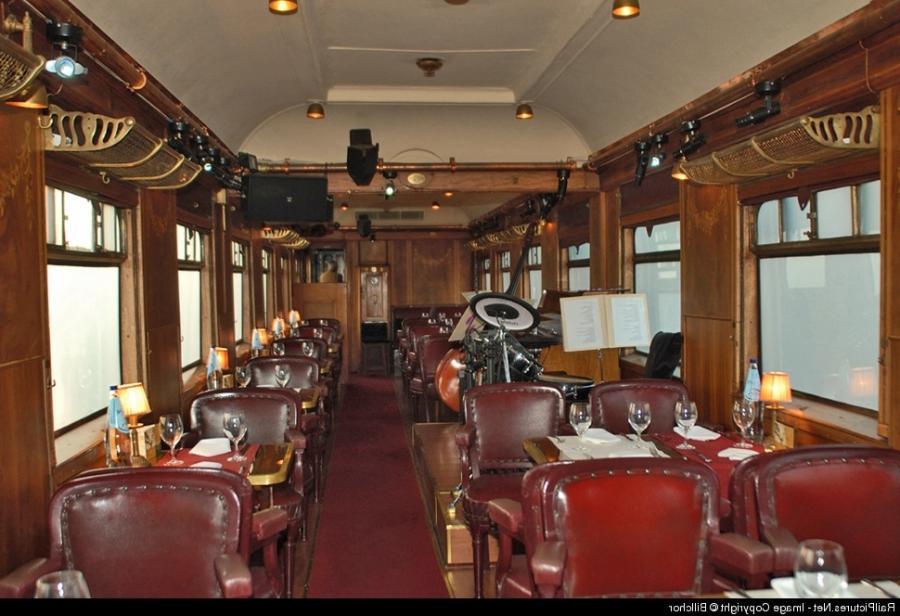 Orient Express Interior Photos