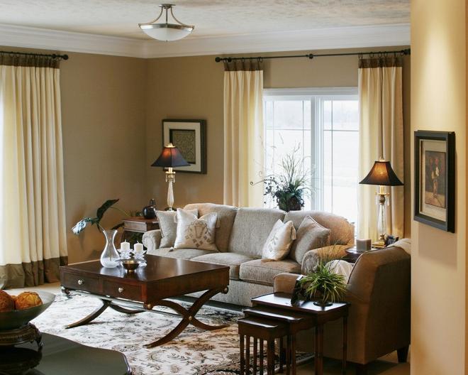 Transitional Style Interior Design Photos