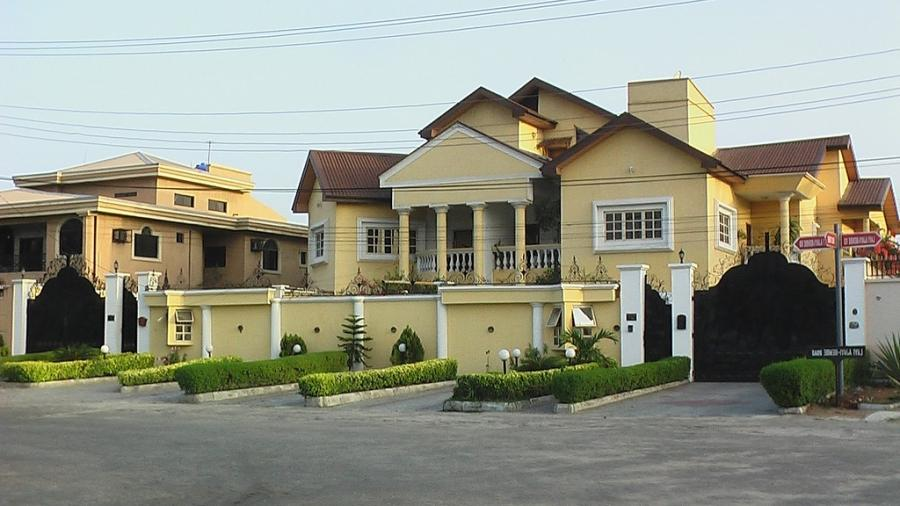 Photos of beautiful houses in nigeria for Types of houses in nigeria