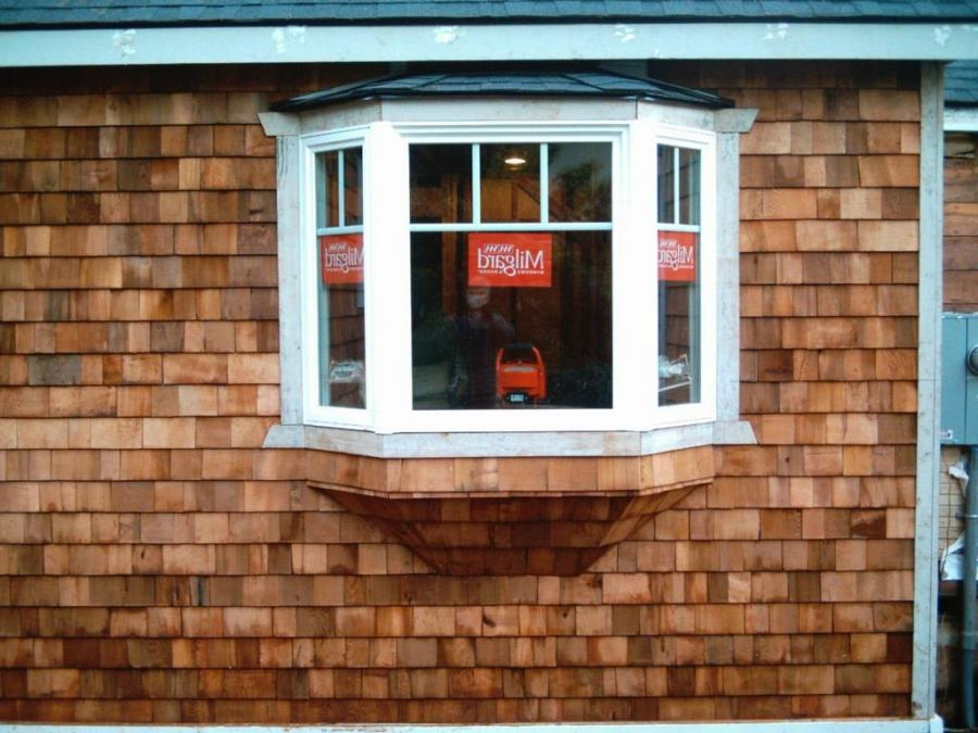 Cedar Shingle Siding Photos