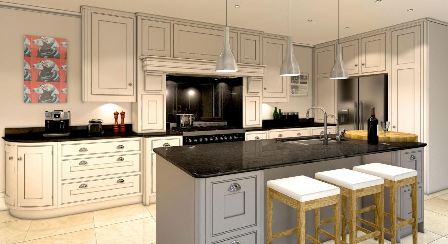 Project Info. luxury kitchens ...