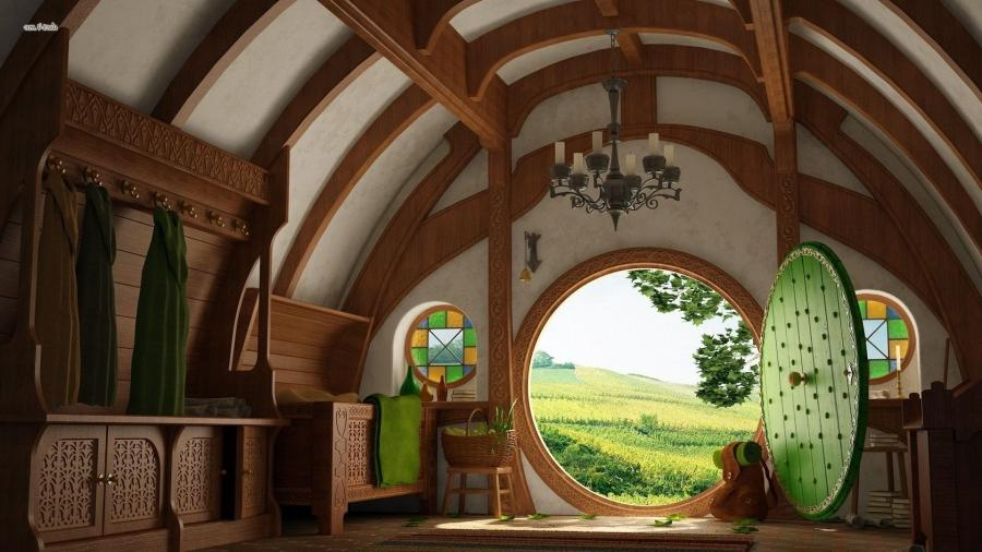 hobbit house photos