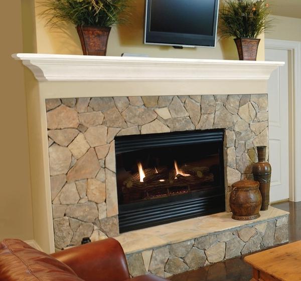 Fireplace Mantel Photo Gallery