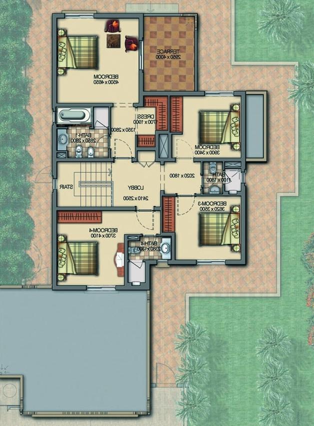 House Plans With Photos In Dubai