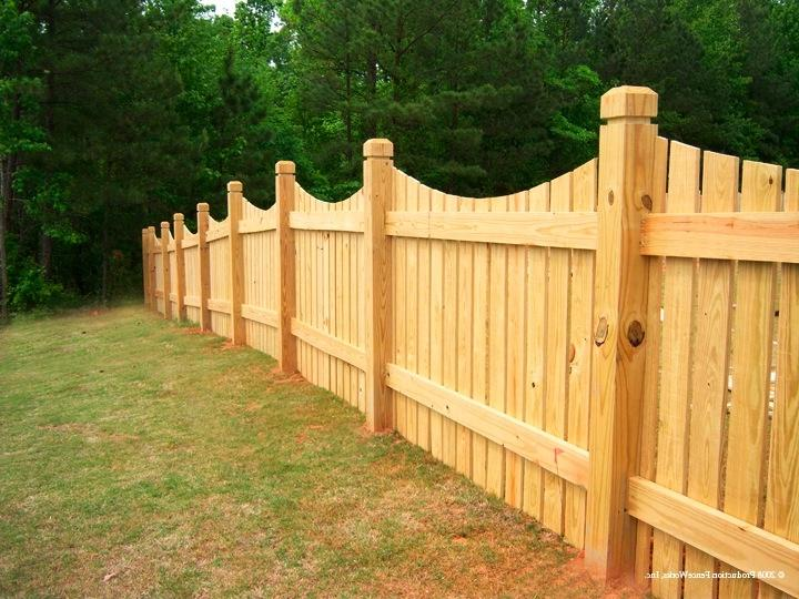 Photos Of Wooden Fences