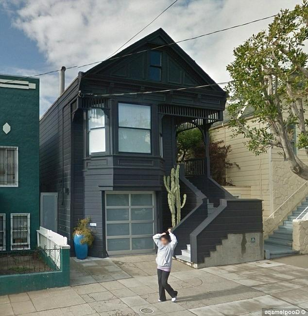 Grey area: This duplex in Noe Valley was remodelled in 2007 and...