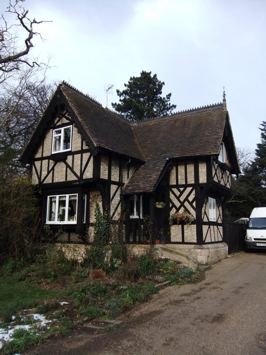 Tudor English Cottage Photos
