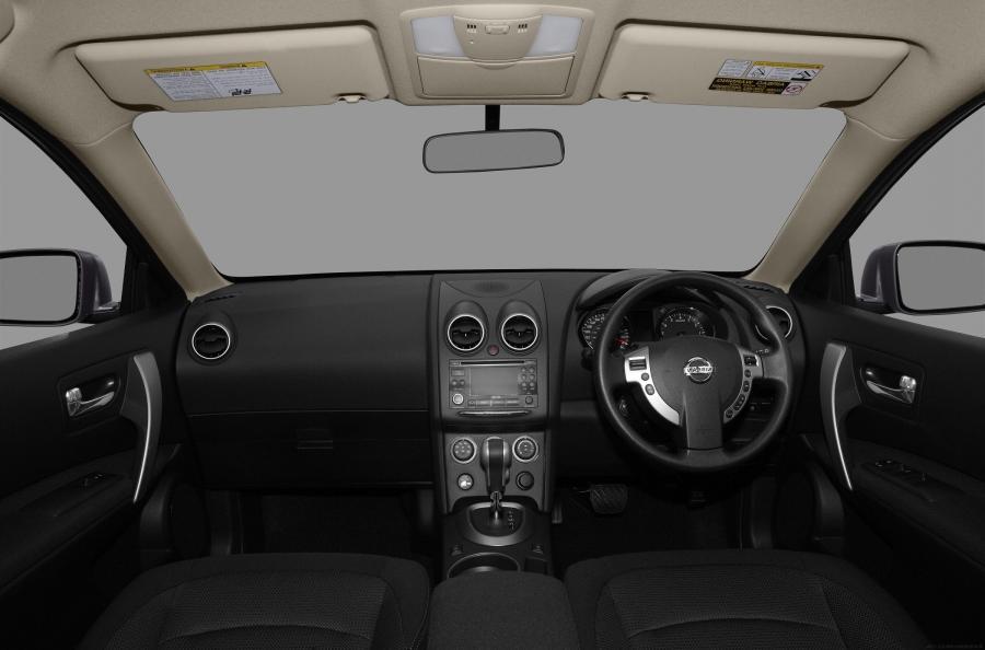 2011 Nissan Rogue Interior Photos