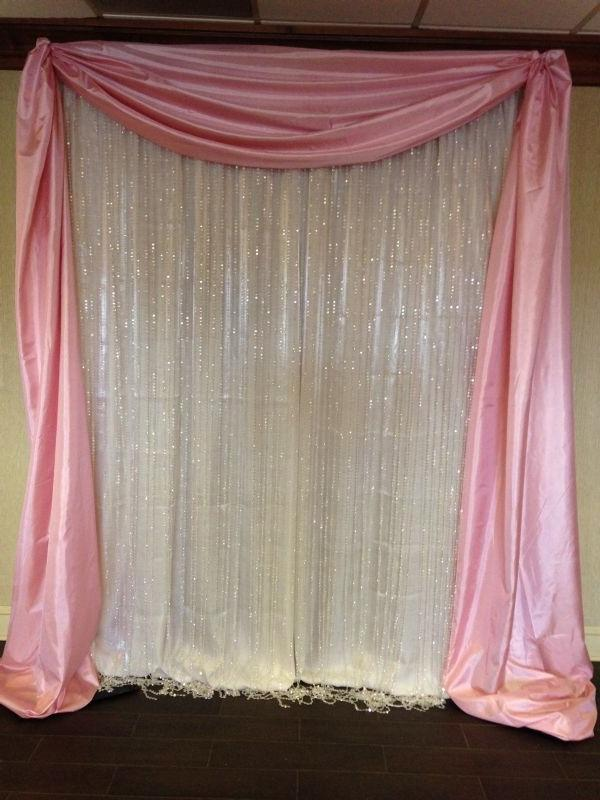 Photo Backdrop Curtain