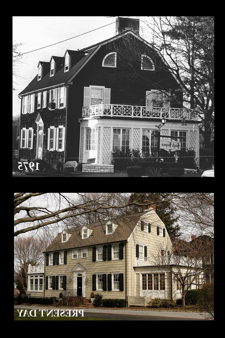 Photos Of The Real Amityville Horror House