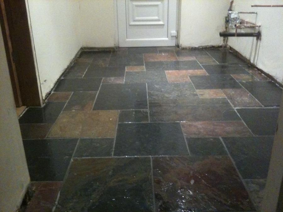 Slate floor bathroom photos for 100 floors floor 89