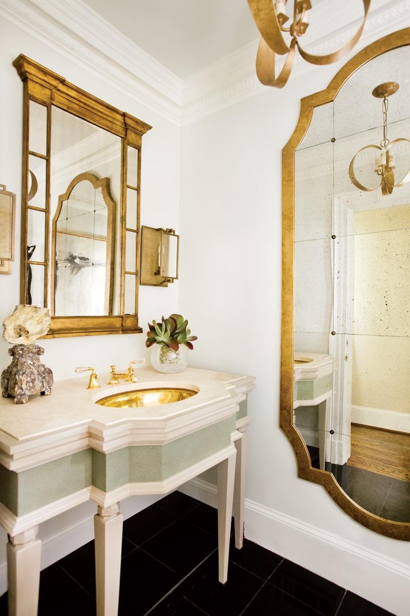 Photos Of Beautiful Powder Rooms