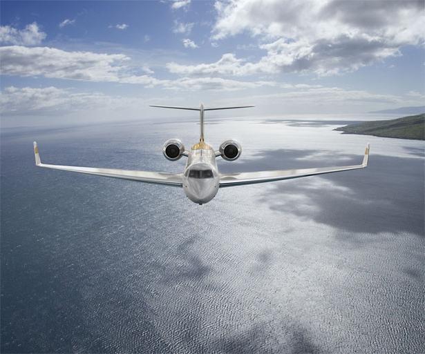 Gulfstream Interior Design Photo