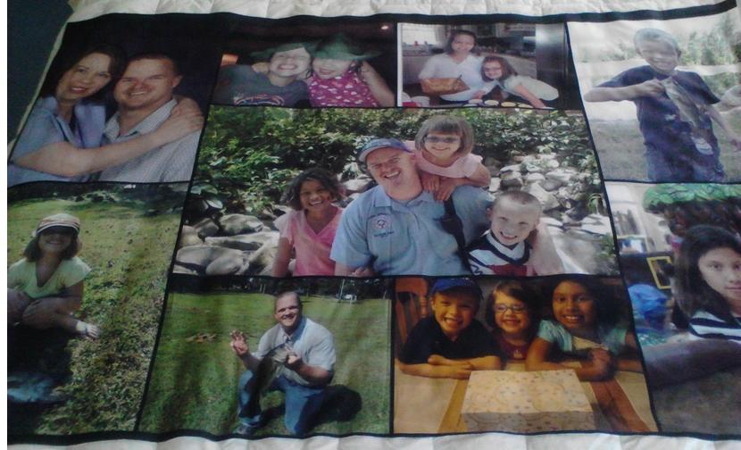 Walgreens Fleece Photo Blanket Reviews