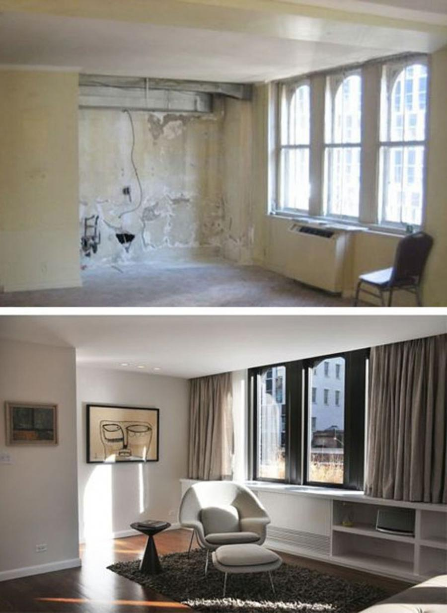 24 ideas to steal for your apartment ideas for apartments for Apartment renovation ideas