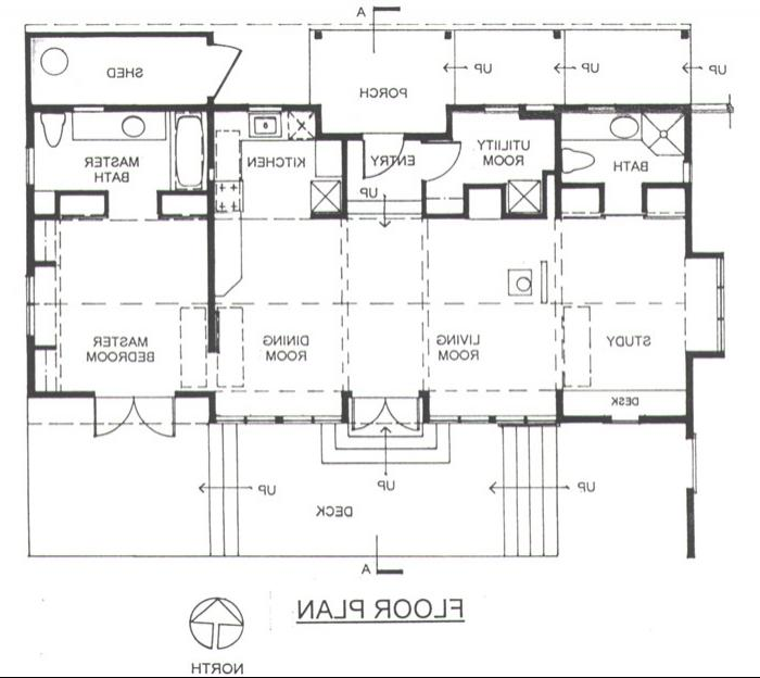 Not So Big House Plans Photos
