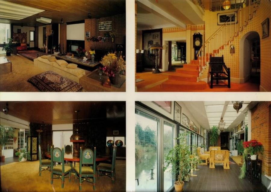 Boleskine House Interior Photos