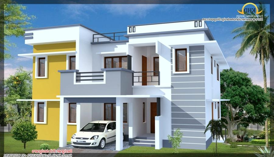 Building Front Elevation Designs Chennai : Front elevation of house photos in chennai