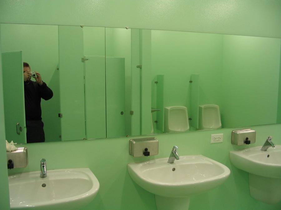 Best Of Public Bathroom Mirrors Pictures