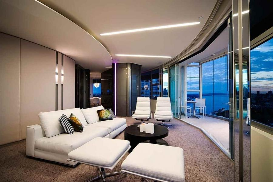 ... luxury apartment interior design 2 ...