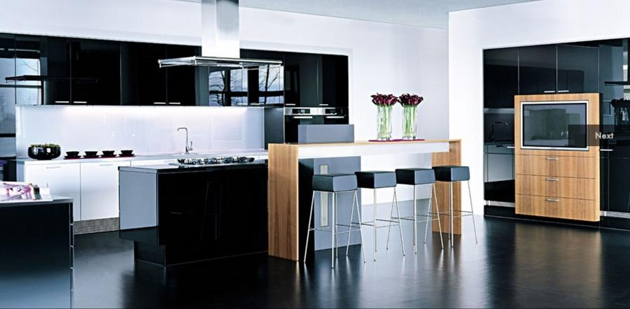 Kitchen : Breathtaking Modern Kitchens Blueprint Great Nice...