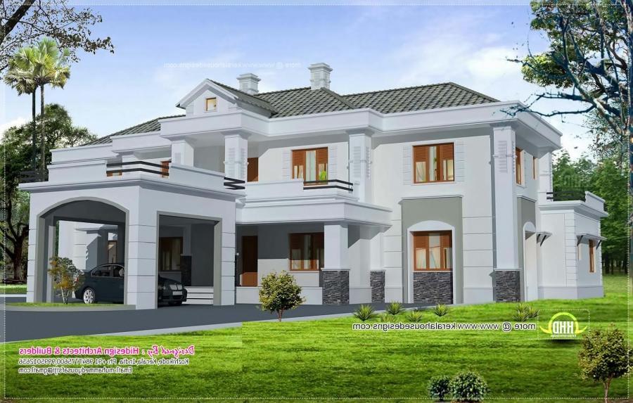 Modern european house design modern house for European modern house plans