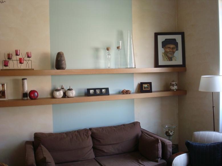 Photos decoration peinture salon - Conseil decoration interieur gratuit ...