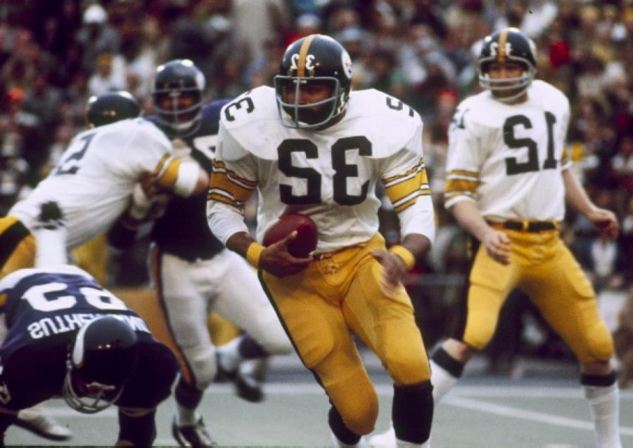At Tulane Stadium on Jan. 12, 1975, the Pittsburgh Steelers and...