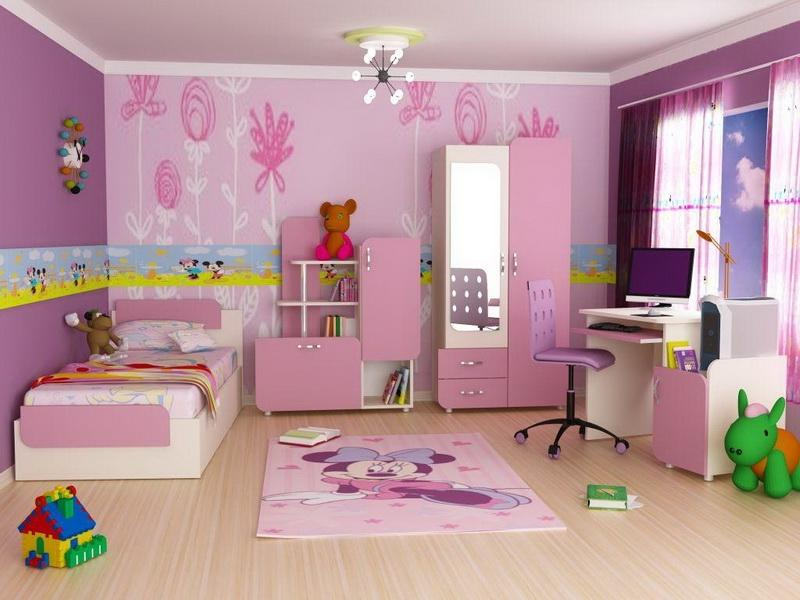 Photos Of Pink And Purple Bedrooms