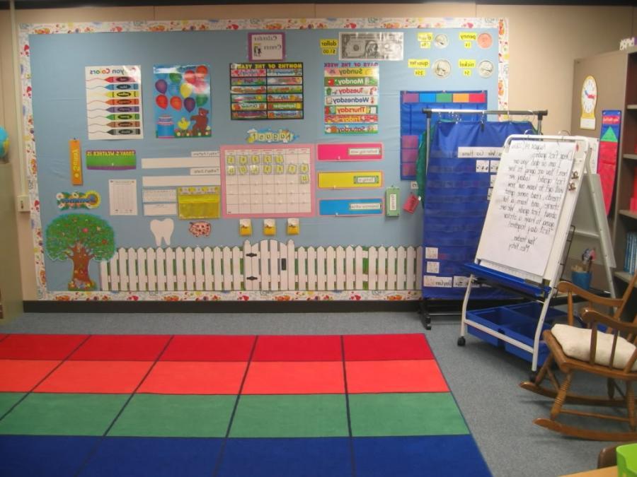 Z Classroom Design ~ St grade classroom photos