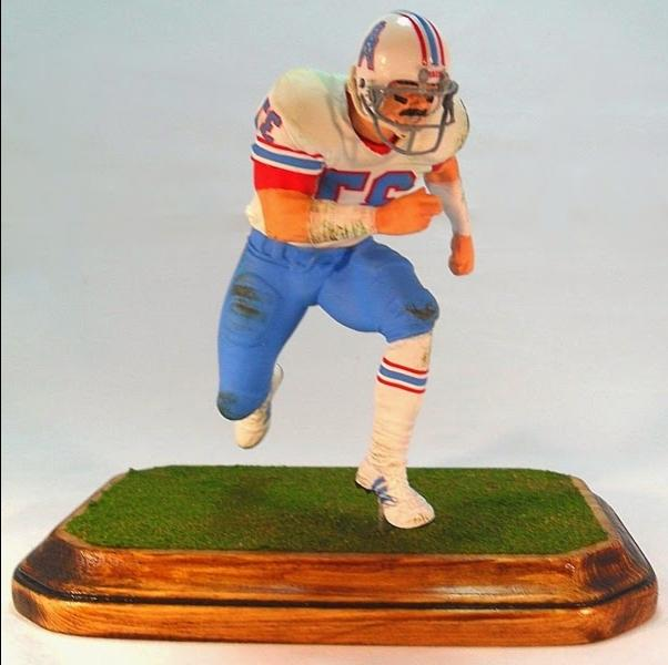 Finished - 1978 Mike Reinfeldt - Houston Oilers