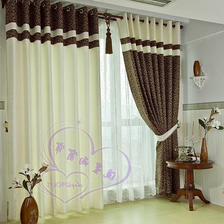 Latest Curtain Design Photos