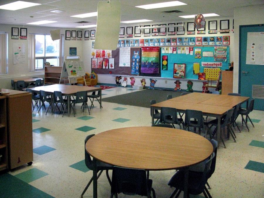 Classroom Setting Ideas ~ Elementary classroom layout photos