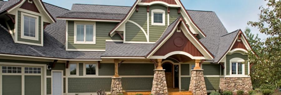 James Hardie Siding Photo Gallery