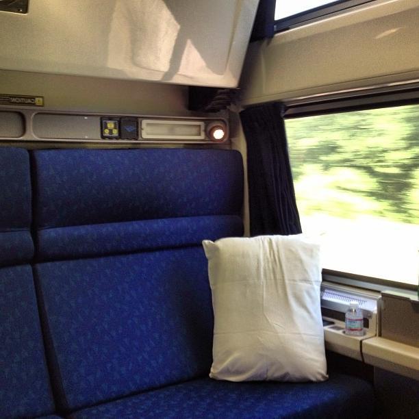 Bedroom On Amtrak: Amtrak Bedroom Suite Photos