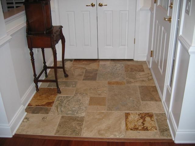 Foyer tile design photos for Foyer tile patterns