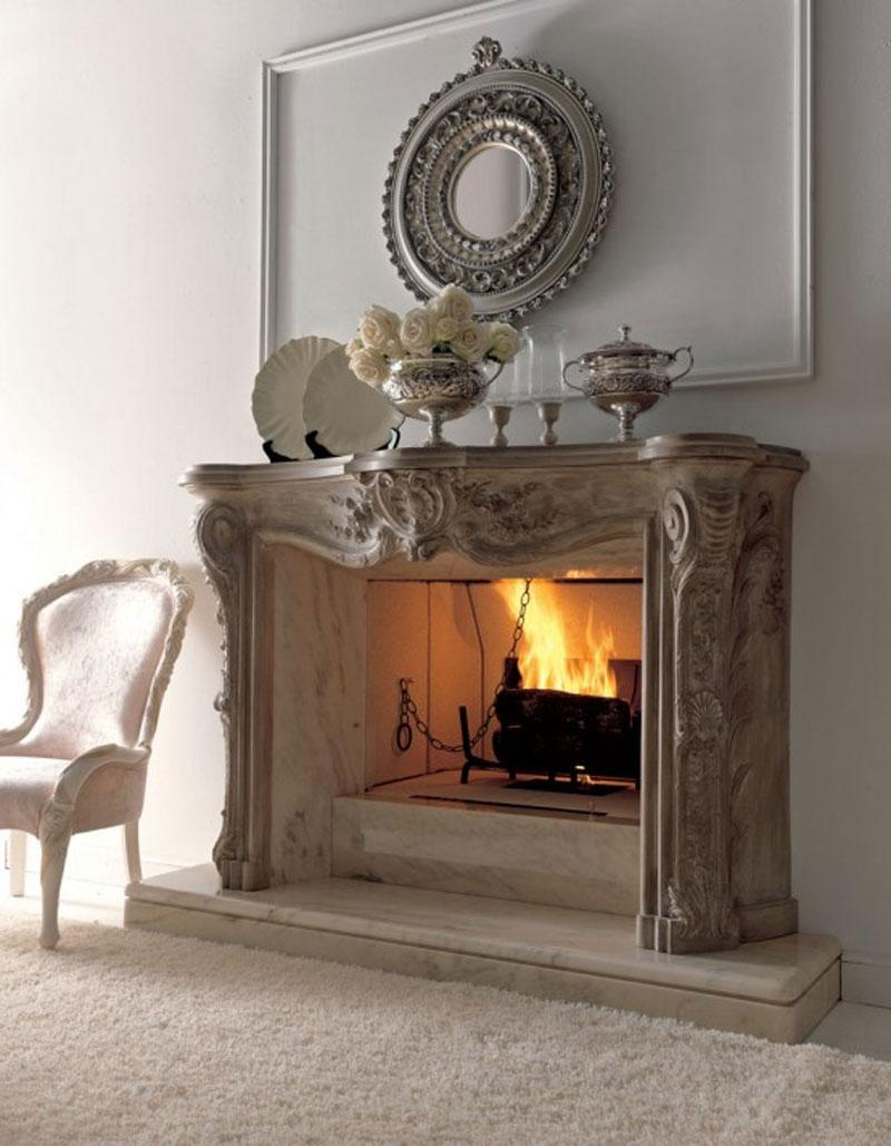 Corner Fireplace Decorating Ideas Photos
