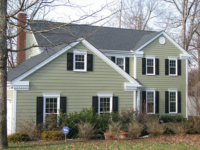 House siding options photos for Siding choices