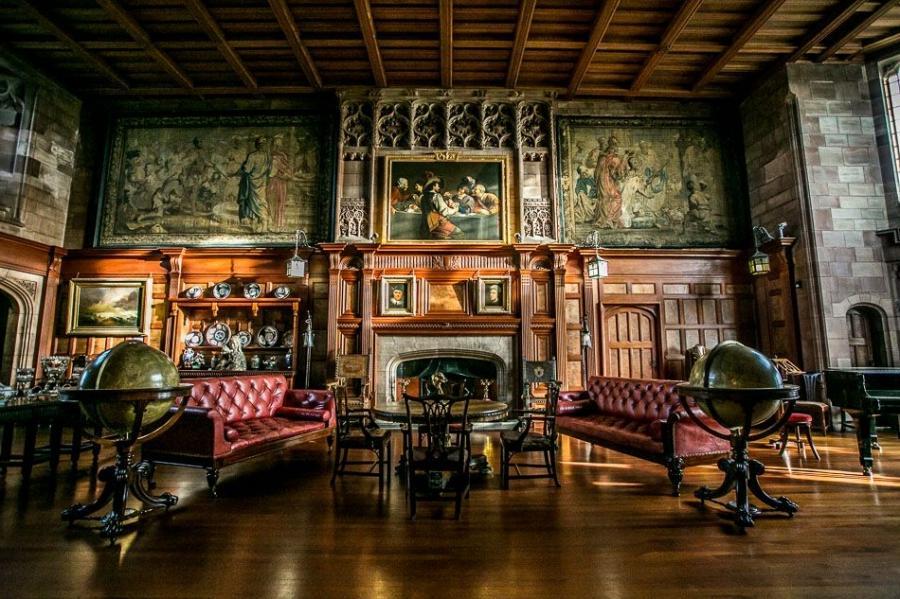 Interior Photos Of Castle Howard