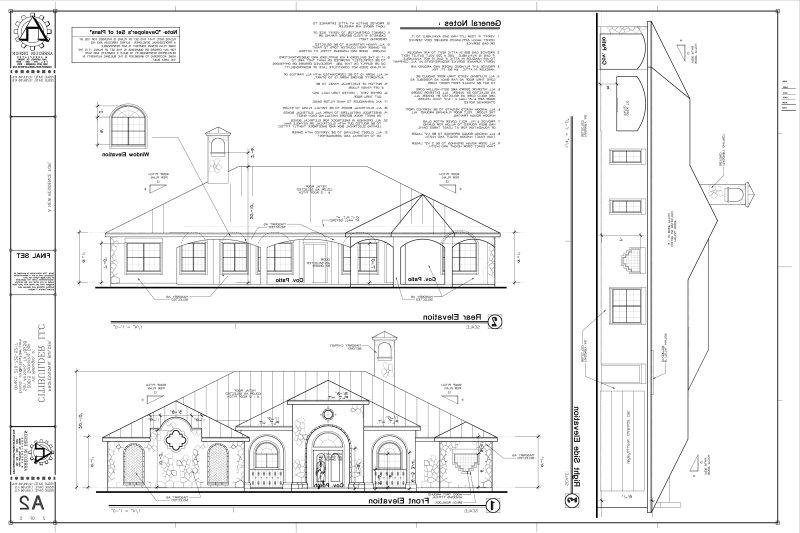 Sample Front Elevation Values : Sample house elevation photos